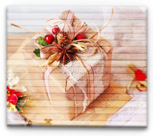 Праздничная коробочка — упаковка