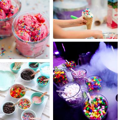 Изготовление мороженного