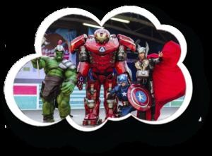 Марвел Супер Герои