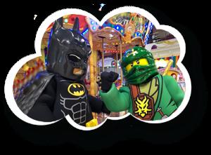 Ниндзяго и Лего-Бэтмэн